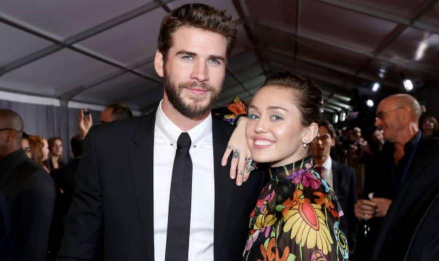 Miley Cyrus y Liam Hemsworth: se habrían casado en secreto (FOTOS y VIDEO)