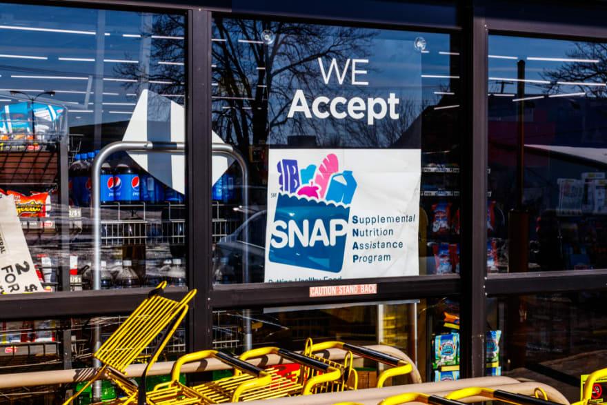 Nueva York e Indiana adelantarán el pago de las 'food stamps' de marzo
