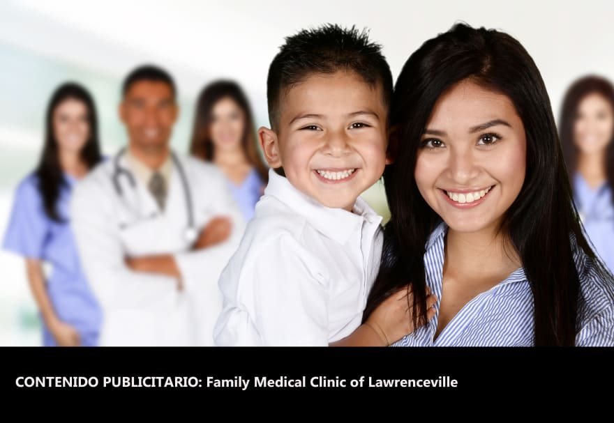 Medicina Familiar para la comunidad hispana en Lawrenceville, Georgia