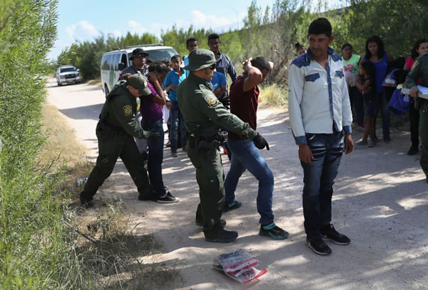 Arrestan a otros 290 inmigrantes y suman más de 600 en dos días