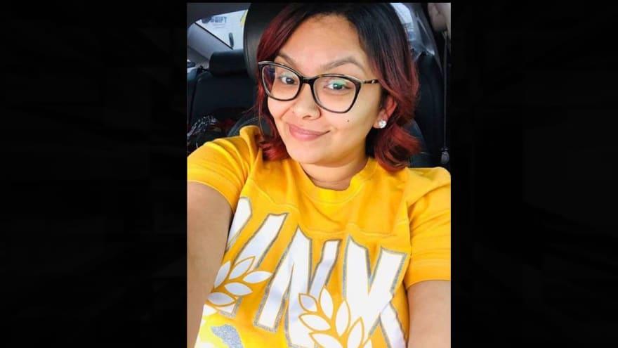 Latina muere por una roca que le tiraron desde un puente