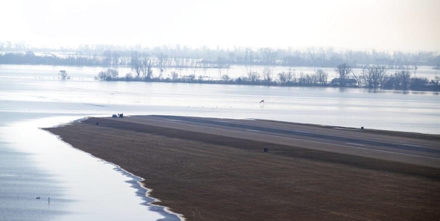 Ordenan evacuación en centro-norte de EE.UU. por inundaciones