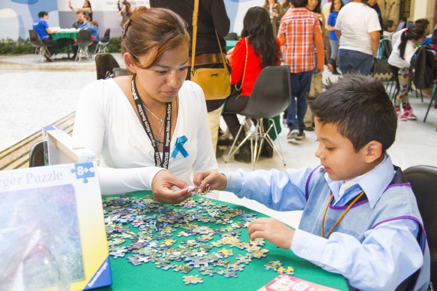 Día mundial del autismo, ¡tú puedes ayudar en su batalla!