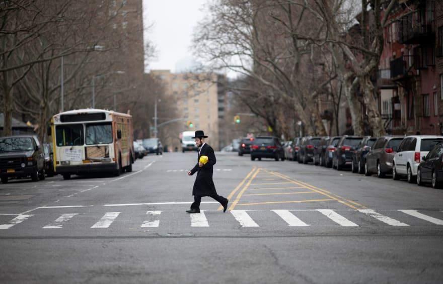 ¿Por qué la comunidad judía ortodoxa no se vacuna contra el sarampión?