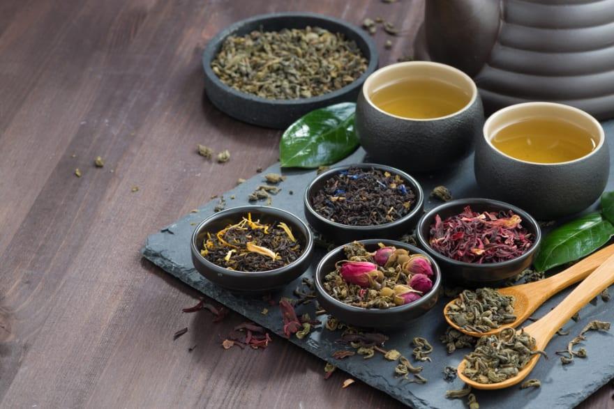 Descubre los tipos de tés e infusiones para aliviar malestares