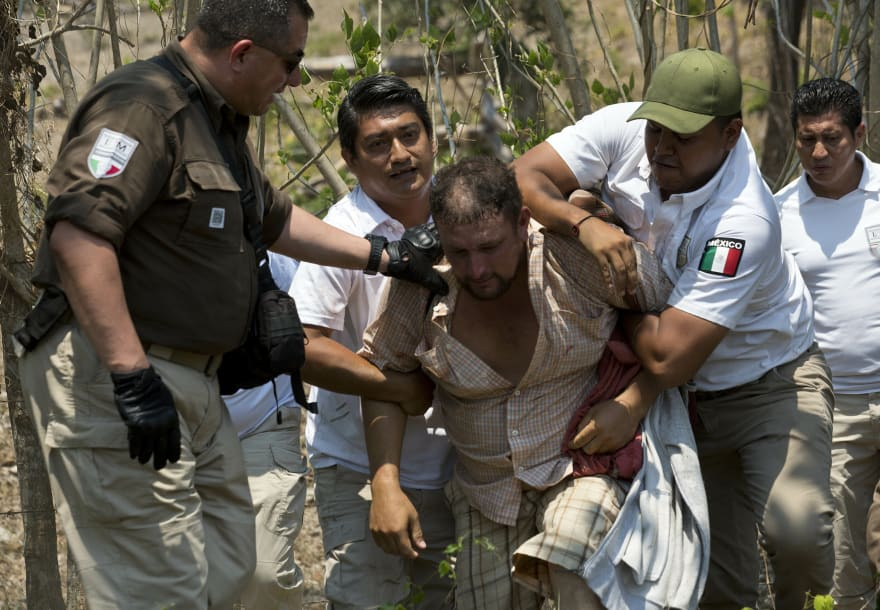 México endurece seguridad en la frontera ante amenazas de Trump