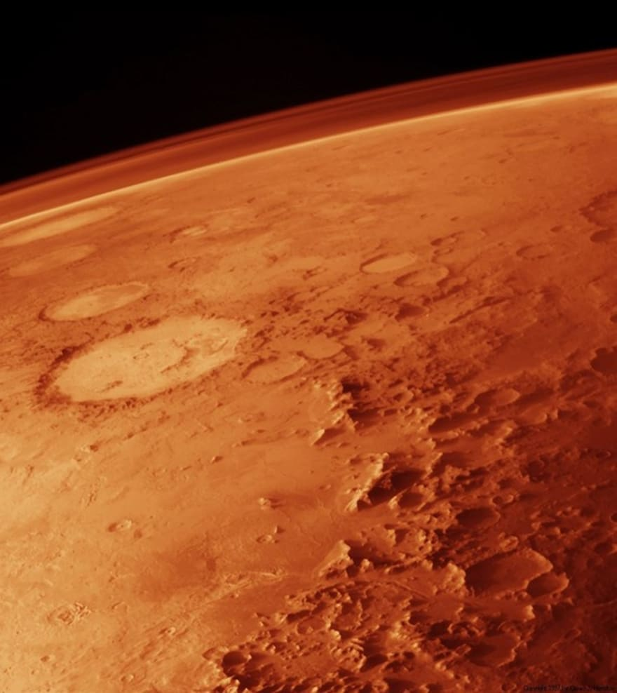 Primer terremoto en Marte registrado por humanos ¡Escucha cómo suena! (VIDEO)