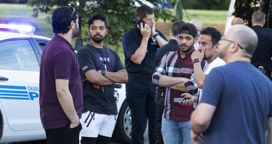 Tiroteo en universidad de Charlotte deja al menos 2 muertos y 4 heridos