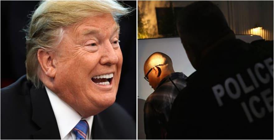 Trump considera al jefe de la Patrulla Fronteriza de la era de Obama para dirigir a ICE