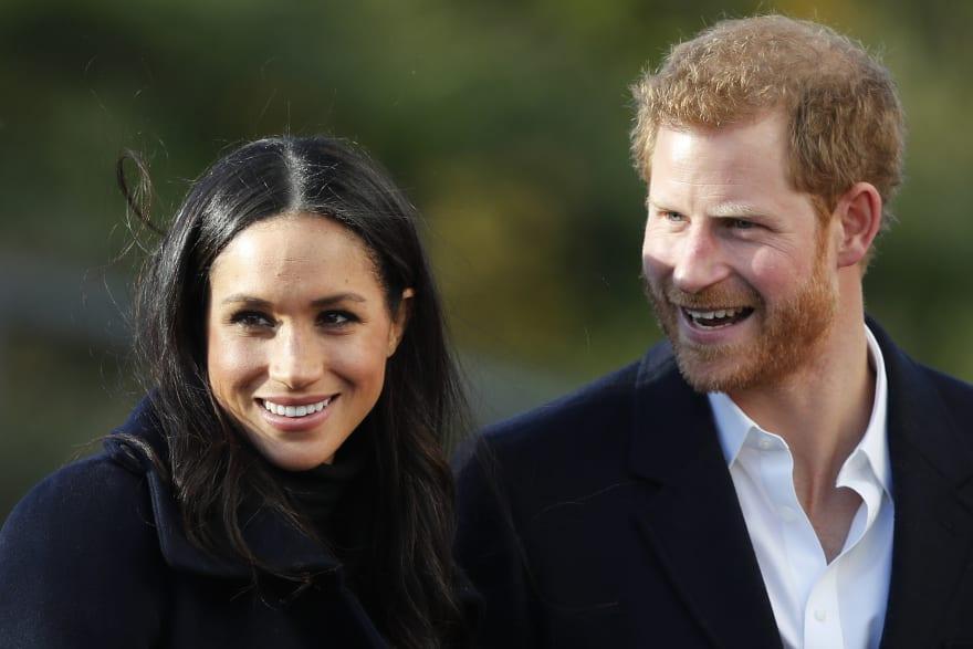 Nace el hijo de Meghan Markle y el príncipe Harry y revelan que es niño
