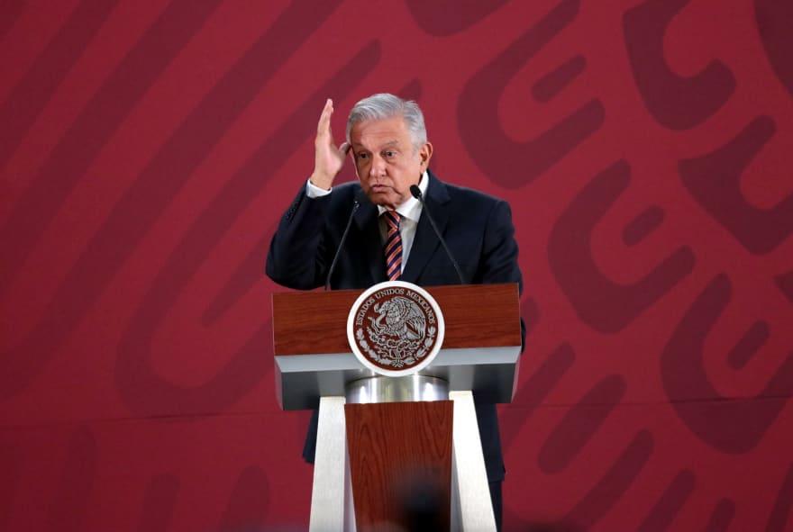 AMLO dice no a ayuda de EE.UU. en Iniciativa Mérida