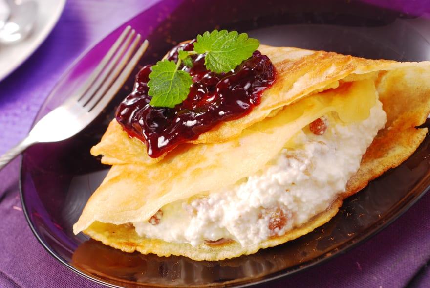 Platillos con queso light para disfrutar sin ganar peso