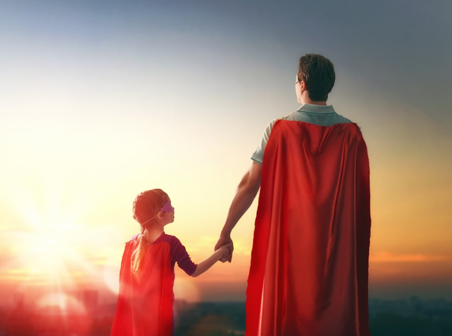 15 Frases más adorables para dedicarle a papá