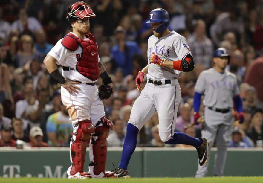 Astros vencen a Cerveceros y Rangers derrotan a Medias Rojas