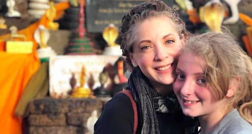 Revelan lo que pasará con la hija de Edith González tras muerte de la actriz