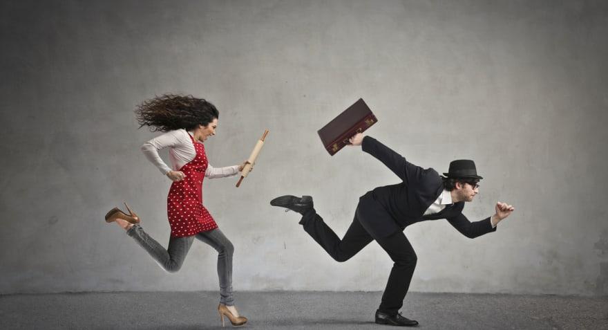 ¡Ya no la aguanto! 7 ideas para escaparte de tu esposa un ratito