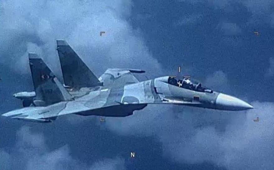 Comando Sur denuncia que un Sukhoi venezolano acosó una aeronave de EE.UU.
