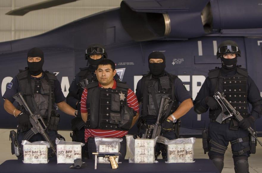 El Hummer, presunto asesino de Valentín Elizalde, correrá con la misma suerte que El Chapo (4 FOTOS)