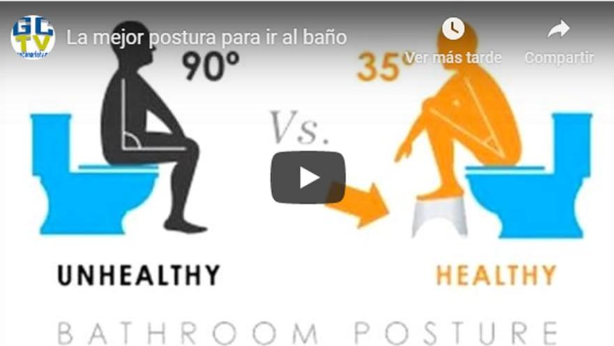 ¿Necesitas ir al baño YA?: 3 consejos para aliviar el estreñimiento