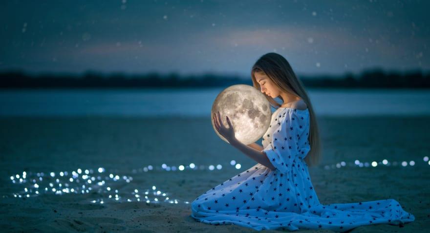 La Luna y la mujer: Ciclos en los que ambas se encuentran