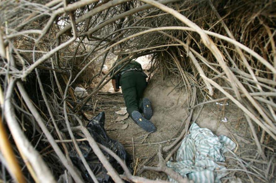 Policía mexicana halla nuevo túnel para contrabando en Arizona