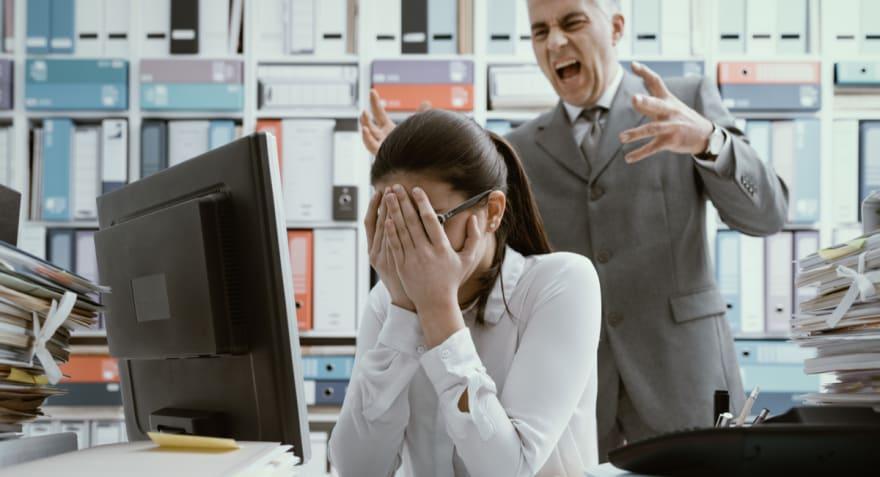 Bullying en el trabajo, cómo defenderte y salir airoso