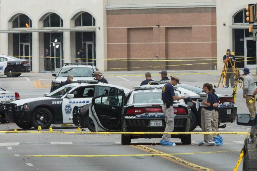 Tiroteo en Texas: 2 muertos y 14 heridos en una fiesta