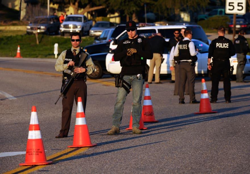 California: Capturan a estudiante tras amenazar con tiroteo y hacer lista de posibles víctimas