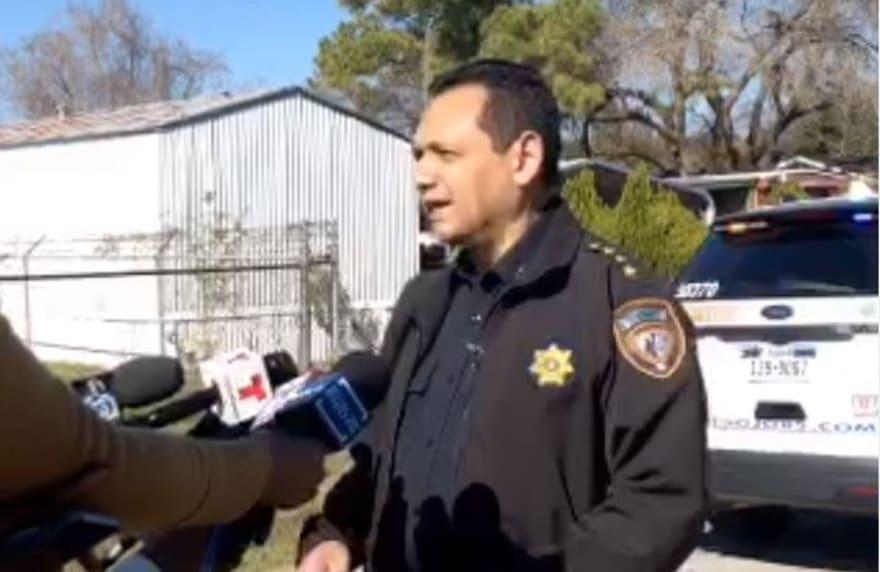 Asalto a casa móvil en Texas termina con tres asaltantes hispanos muertos