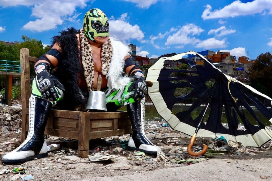 ¡La Lucha Libre está de luto! Muere legendario luchador Mr Niebla (FOTOS)