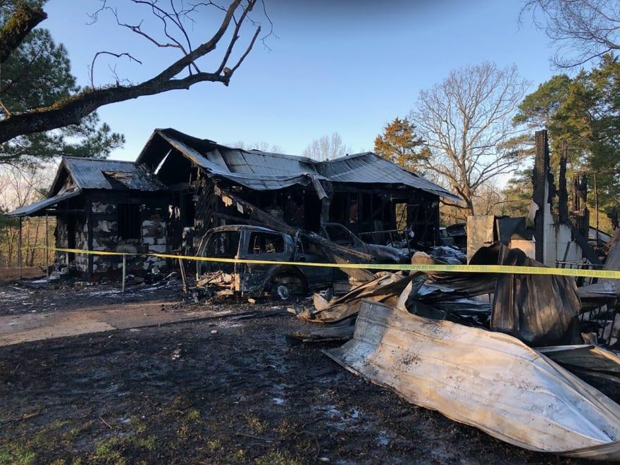 Incendio en Mississippi: revelan detalles de tragedia en la que murió una familia