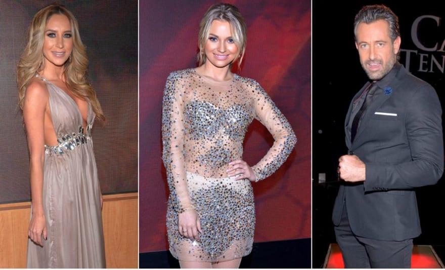 Geraldine Bazán se 'burla' de Irina Baeva porque la sacaron 'a patadas' de un evento (FOTOS)