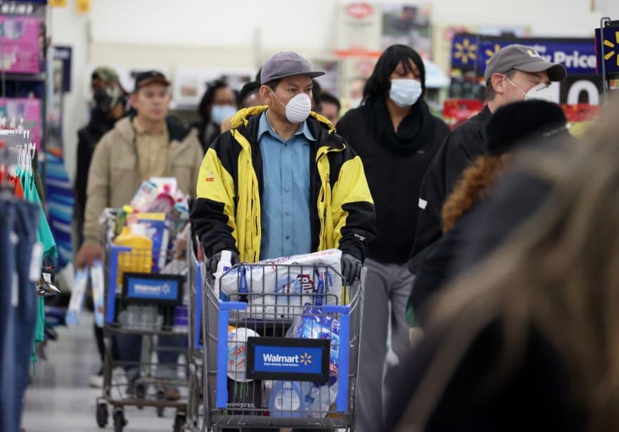 Por coronavirus, Walmart anuncia nuevas medidas para sus clientes