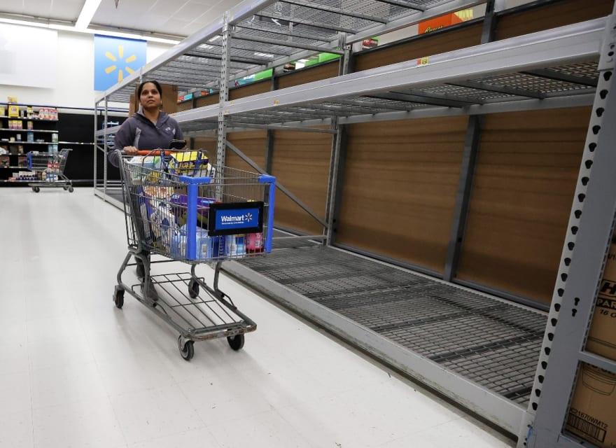 ¡Walmart está contratando! La compañía contratará 50 mil empleados por crisis del coronavirus