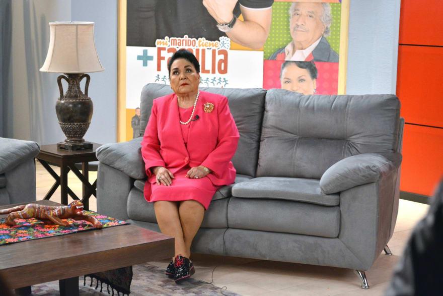Carmen Salinas manda devastador mensaje tras la muerte de su amiga, la actriz Pilar Pellicer (VIDEO)
