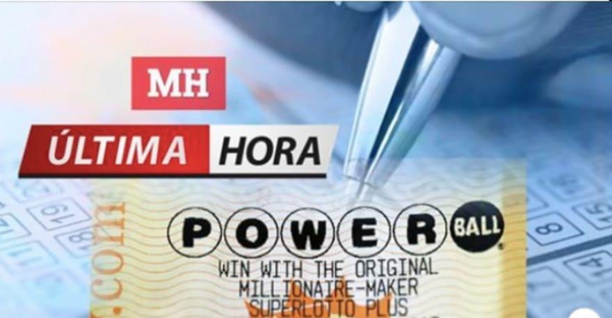 Powerball publica números ganadores de su sorteo, checa porque podrías ser el nuevo millonario (VIDEOS)