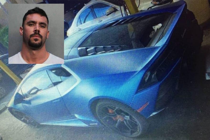 Acusan a hombre que compró Lamborghini con ayuda federal por coronavirus