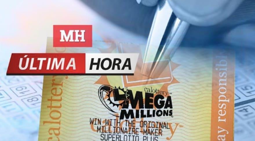 Estos son los números ganadores del Mega Millions de este 18 de septiembre