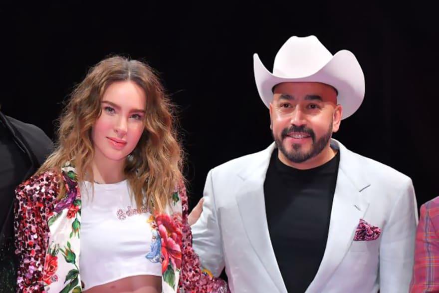 Lupillo Rivera 'no aguantó y reacciona' tras enterarse del romance de Belinda y Christian Nodal (FOTO)