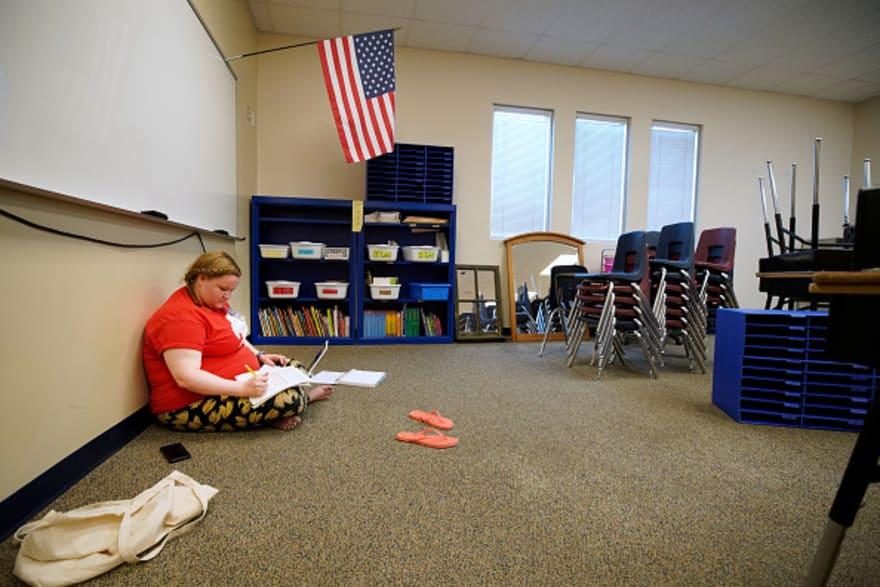 """Regreso a clases en EE.UU.: el temor a un """"apocalipsis"""" escolar"""