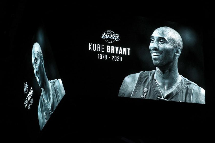 Vanessa Bryant publica emotiva fotografía como tributo a Kobe y su hija