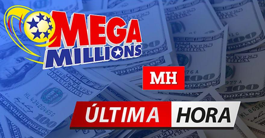 Mega Millions: Estos son los números ganadores del sorteo del 14 de agosto