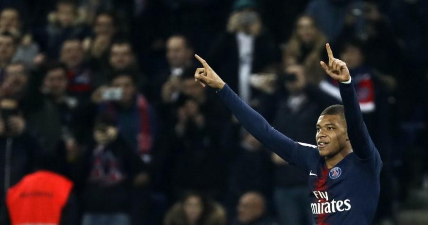 Mbappe devuelve a la victoria al París Saint Germain