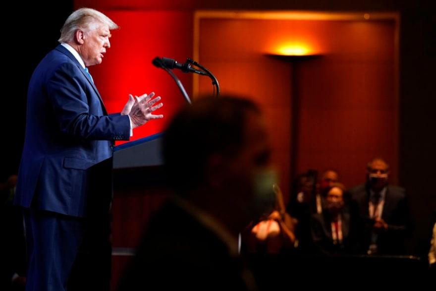 Revelan de qué hablará Trump en su discurso de este jueves en la Convención Republicana