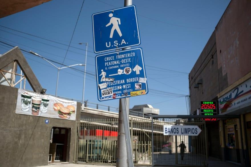 Restricciones fronterizas por coronavirus se extiende hasta octubre entre México y EEUU