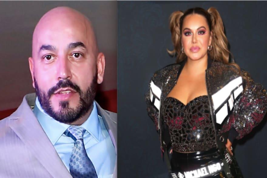 Lupillo Rivera 'regaña' a Chiquis Rivera por su escandalosa foto sin calzones en la cama (VIDEO)