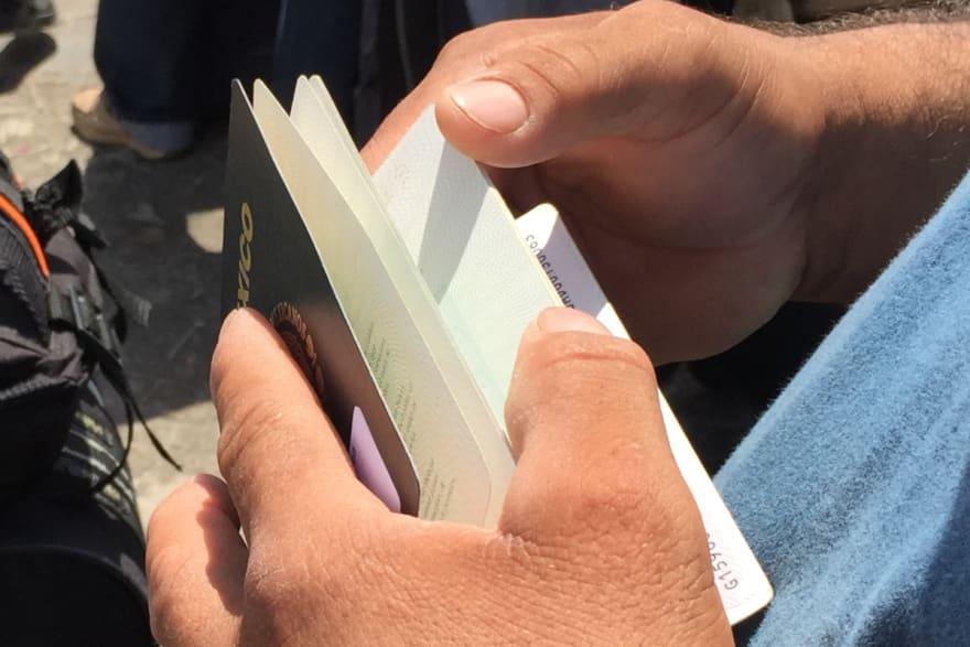 Estados Unidos busca restringir los visados estudiantiles, de intercambio y de prensa (FOTO)