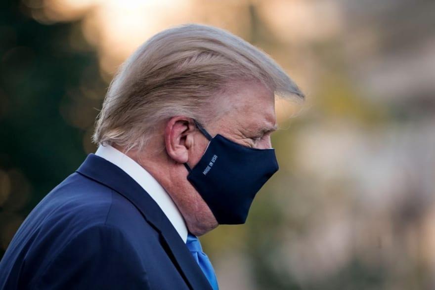 Trump comienza terapia con Remdesivir tras inyectarse única dosis de medicamento experimental