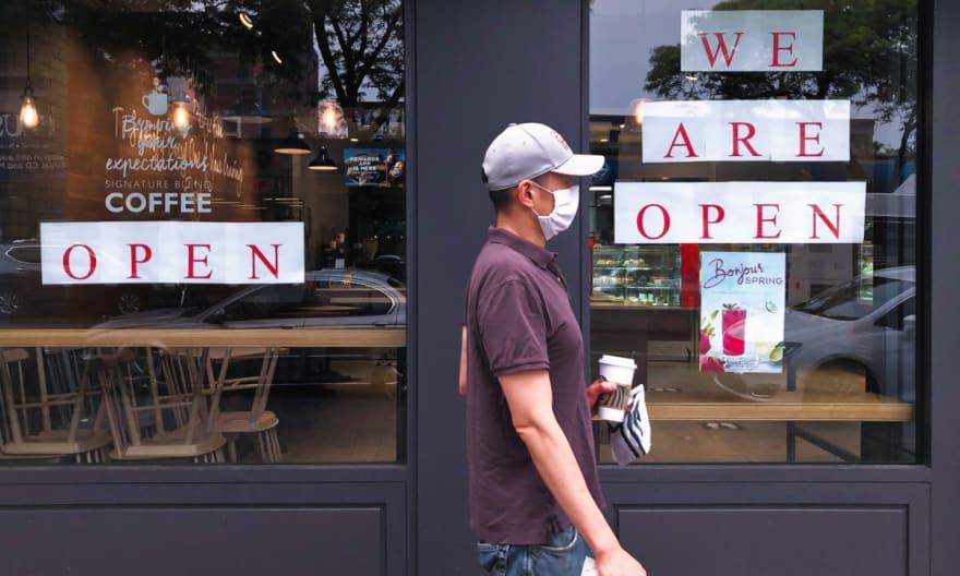 Nueva York: Restaurantes podrán cobrar hasta 10% de recargo por el coronavirus