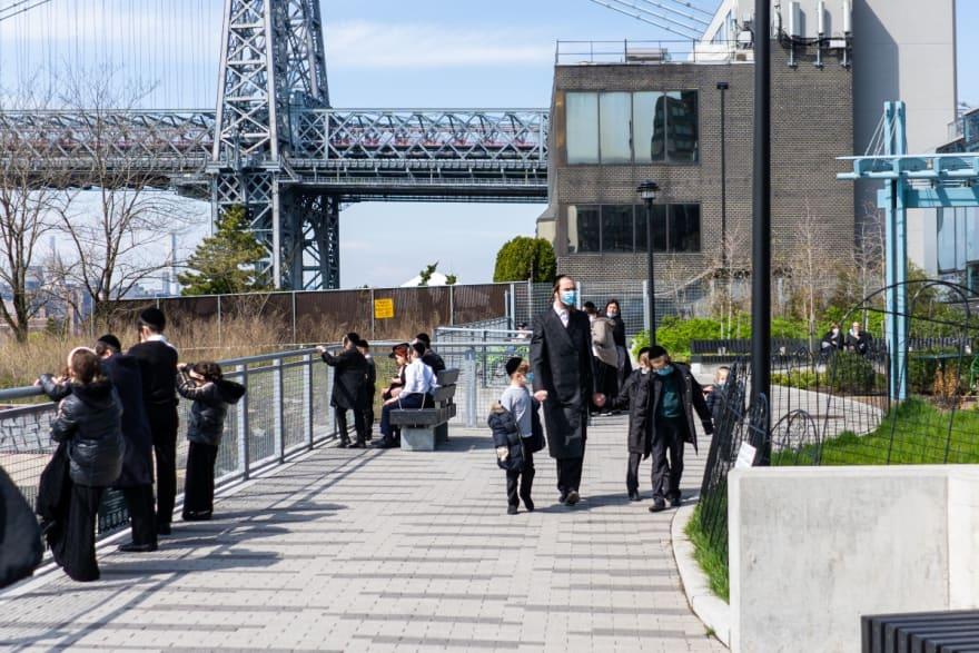 Nueva York ordenó suspender boda con 10 mil invitados por COVID-19